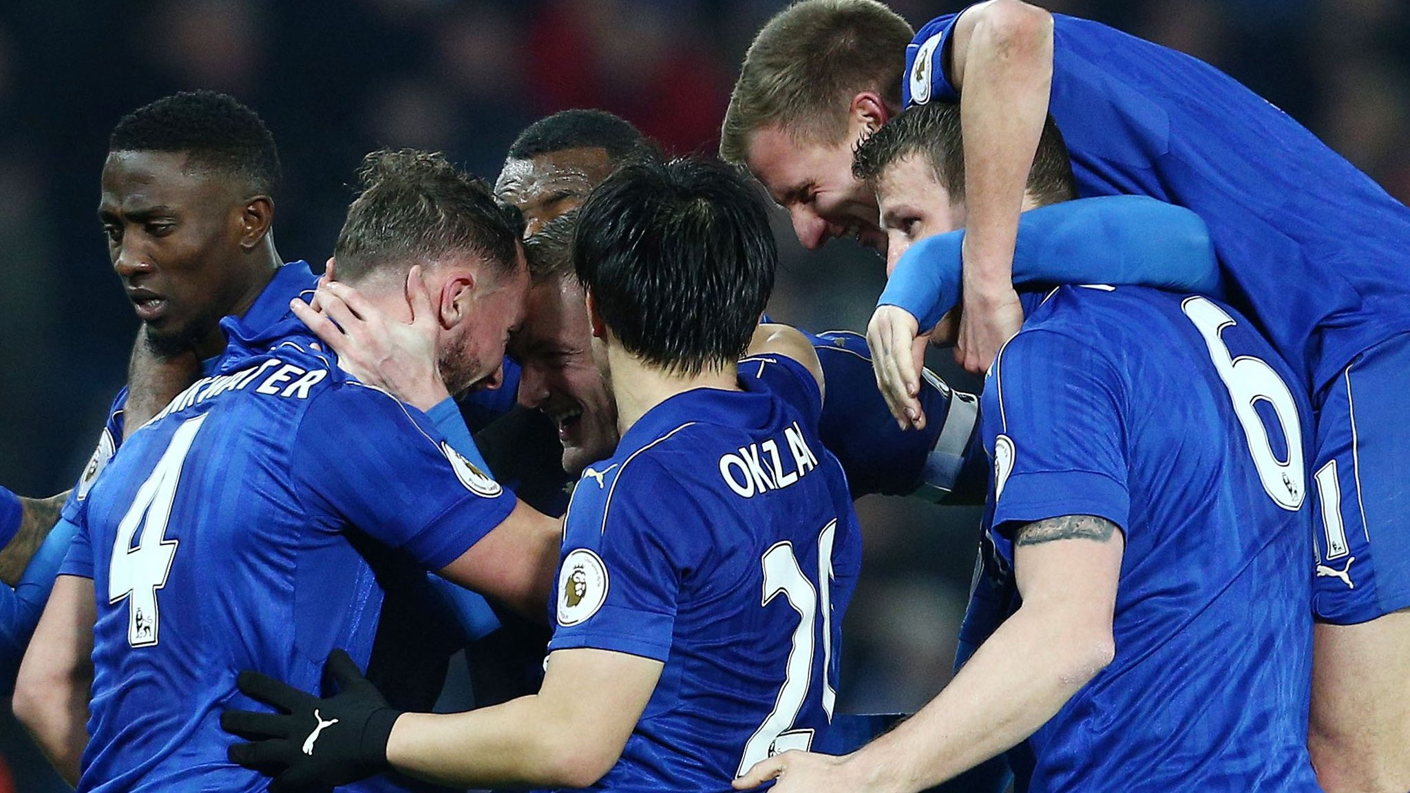 Leicester rediscover title form to stun Liverpool