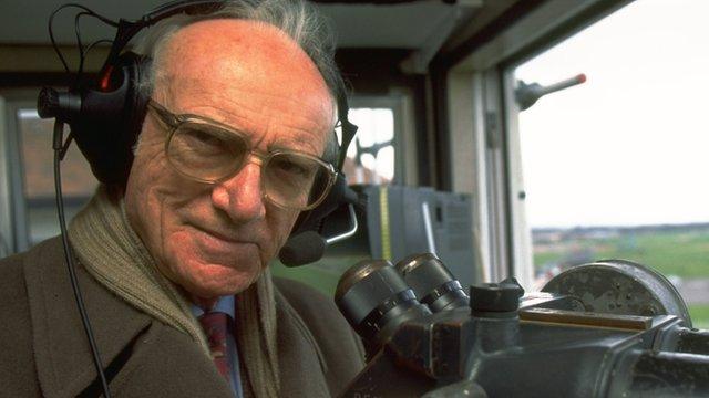 Sir Peter O'Sullevan dies aged 97...