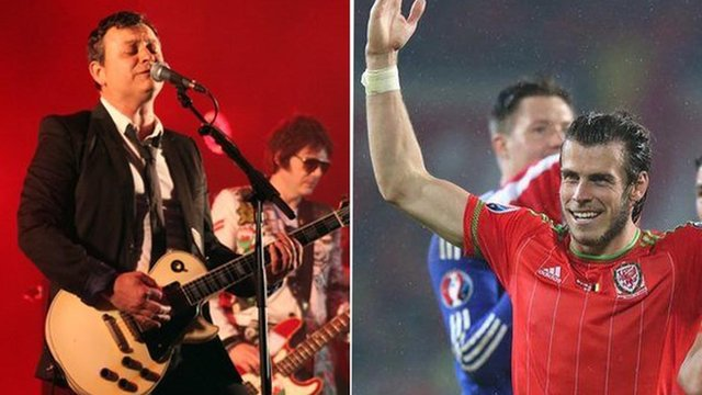 Wire on Manics' Wales Euro 2016 anthem