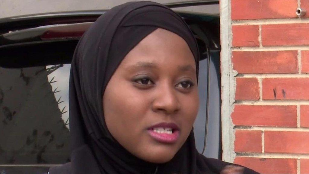 Mental health in Nigeria: Hauwa Ojeifo's 24/7 helpline for women