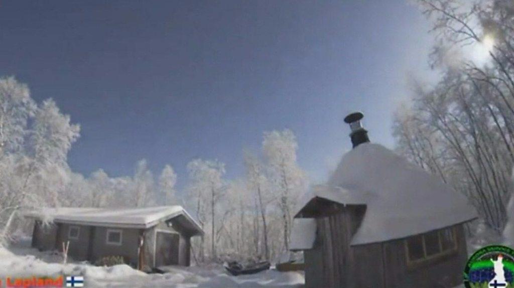 Fireball in Finland sky 'probably a meteorite