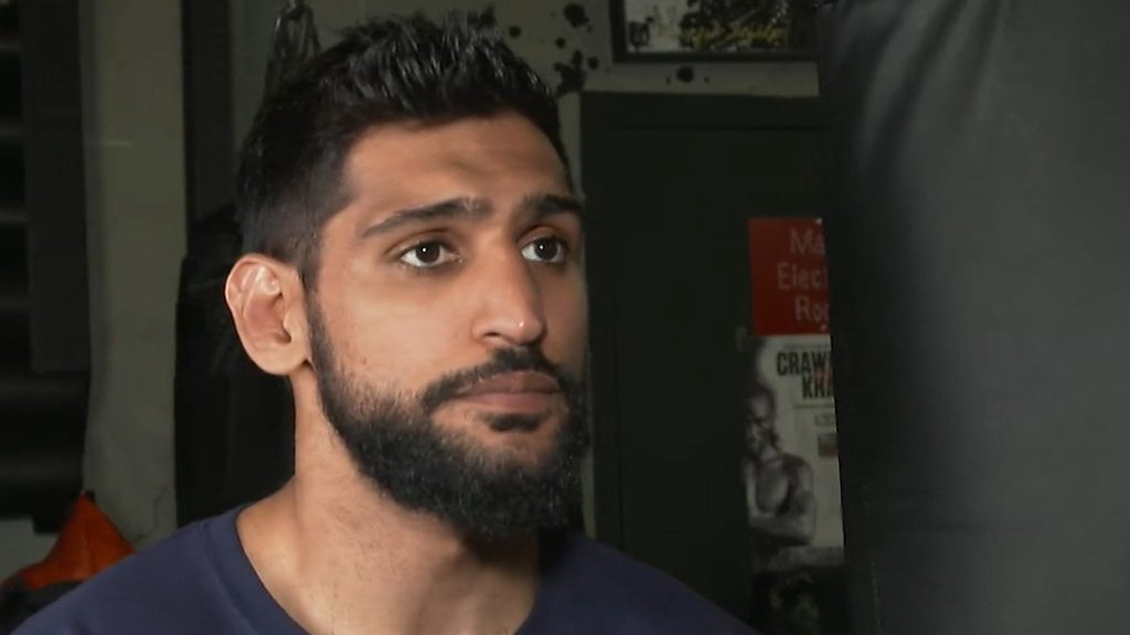 Amir Khan v Terence Crawford: 'If I fight at my best, nobody touches me'