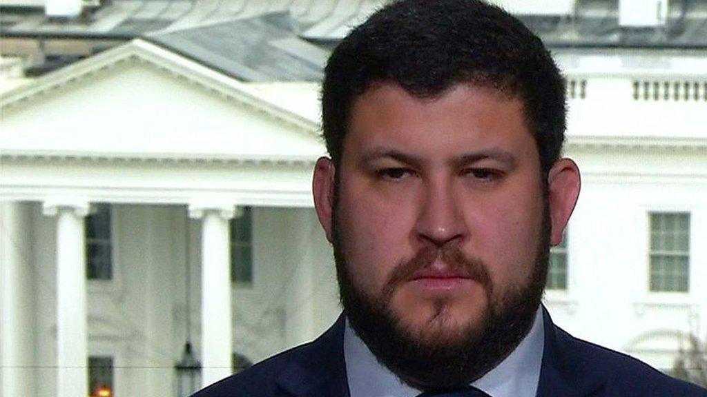 Smolansky: 'Maduro's regime is a threat to the region'