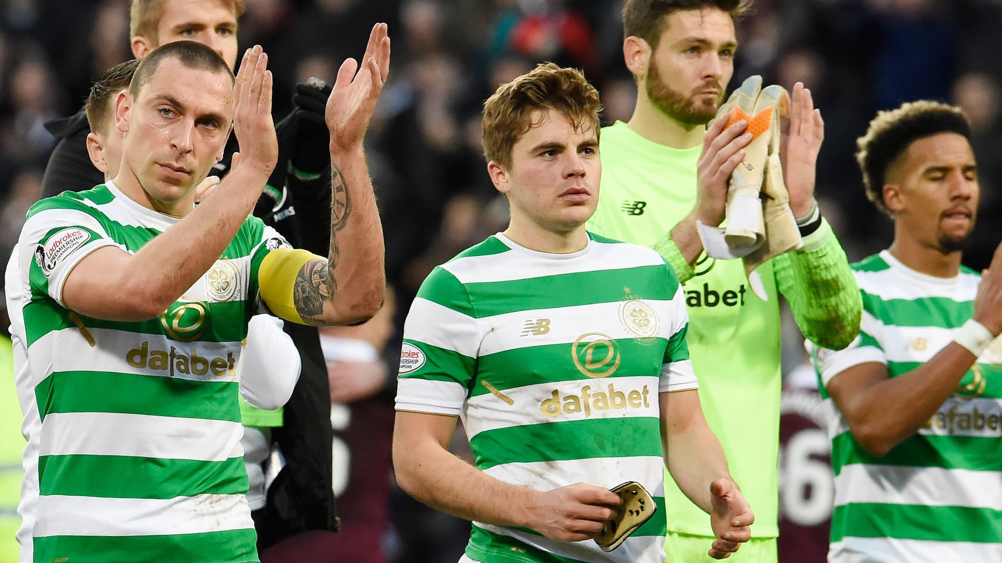 Celtic's 69-game unbeaten run may never be beaten, says Rodgers after defeat
