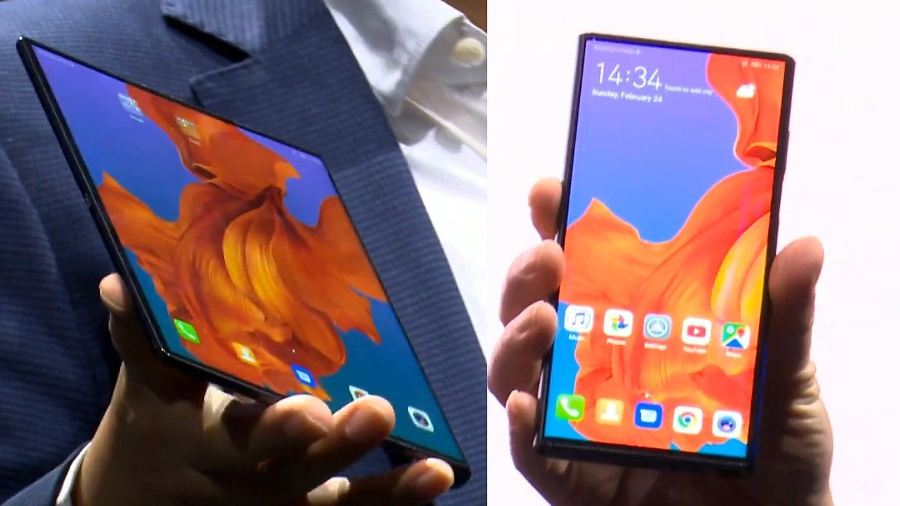 Huawei launches foldable-screen phone - Huawei unveils a foldable phone  that has several advantages over Samsung s 7a5297a50a813