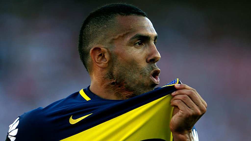 Carlos Tevez: I was on holiday during Chinese Super League spell