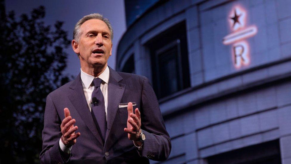 Starbucks race row: Howard Schultz 'ashamed' of cafe arrest