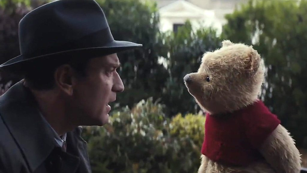 Christopher Robin: How we made the film's visual effects