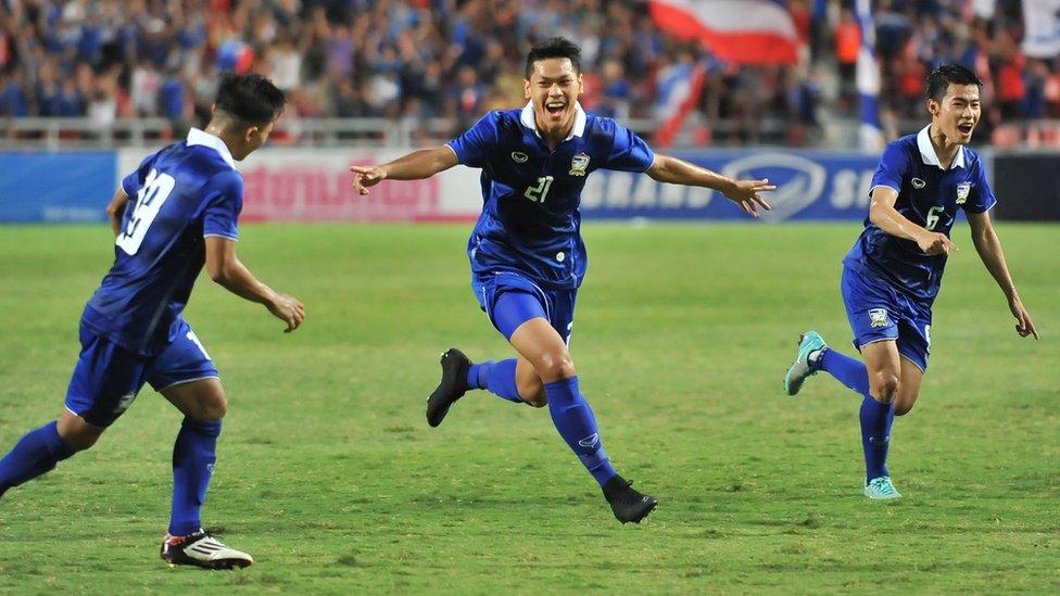 ฟุตบอลทีมชาต