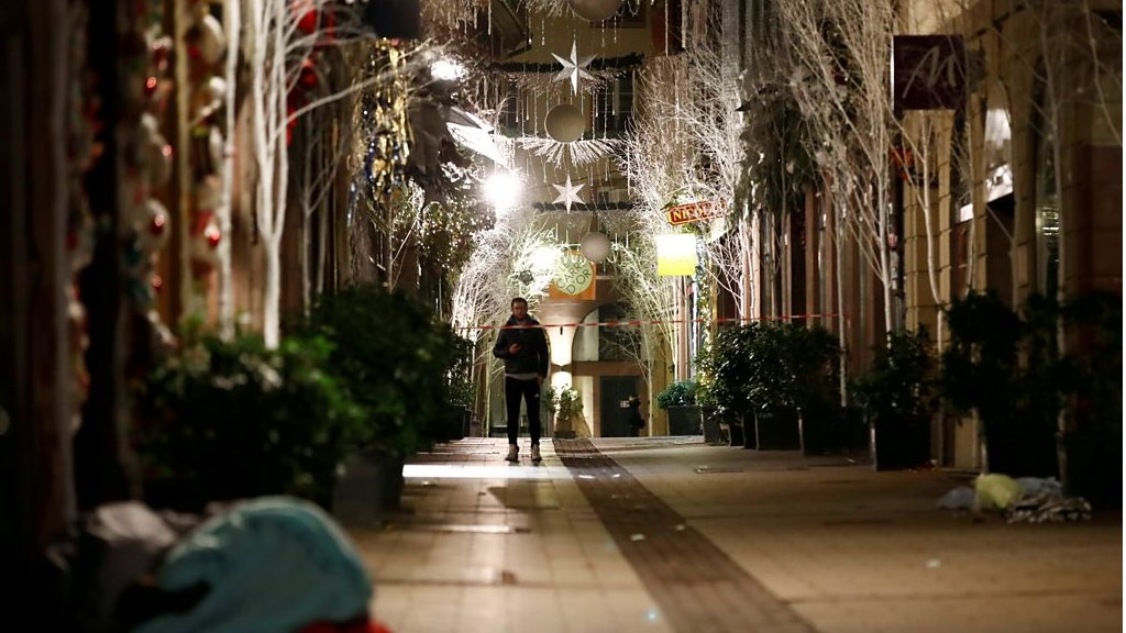 Strasbourg shooting: 'I heard gunshots'