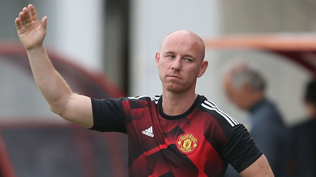 Man Utd U23s relegated? Not a problem, says academy chief Butt