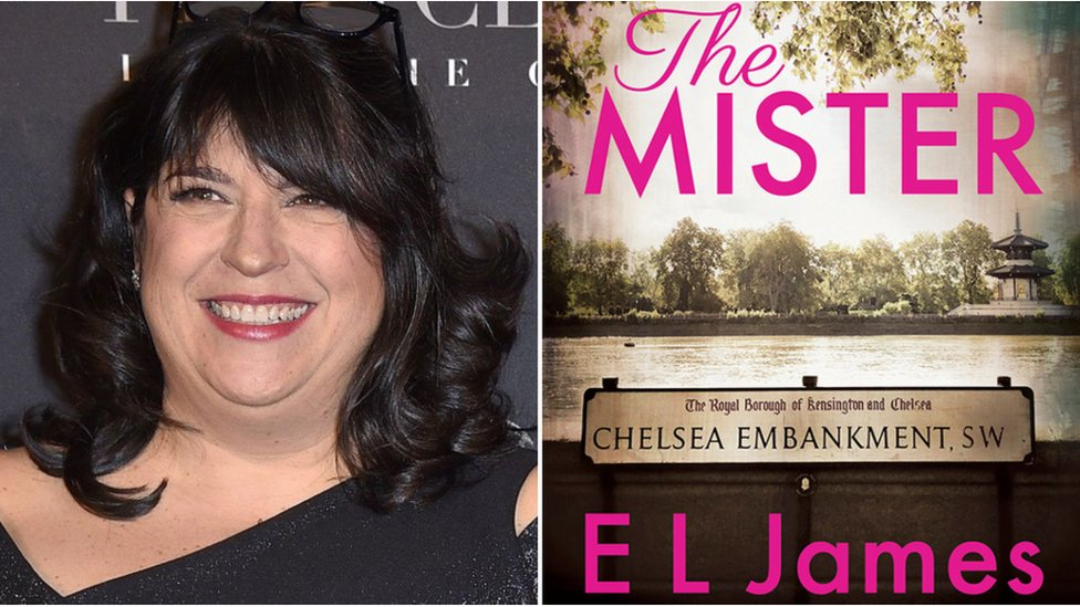 Fifty Shades author announces new 'romance' book