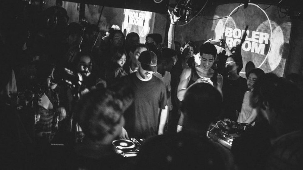 Boiler Room creates 'world