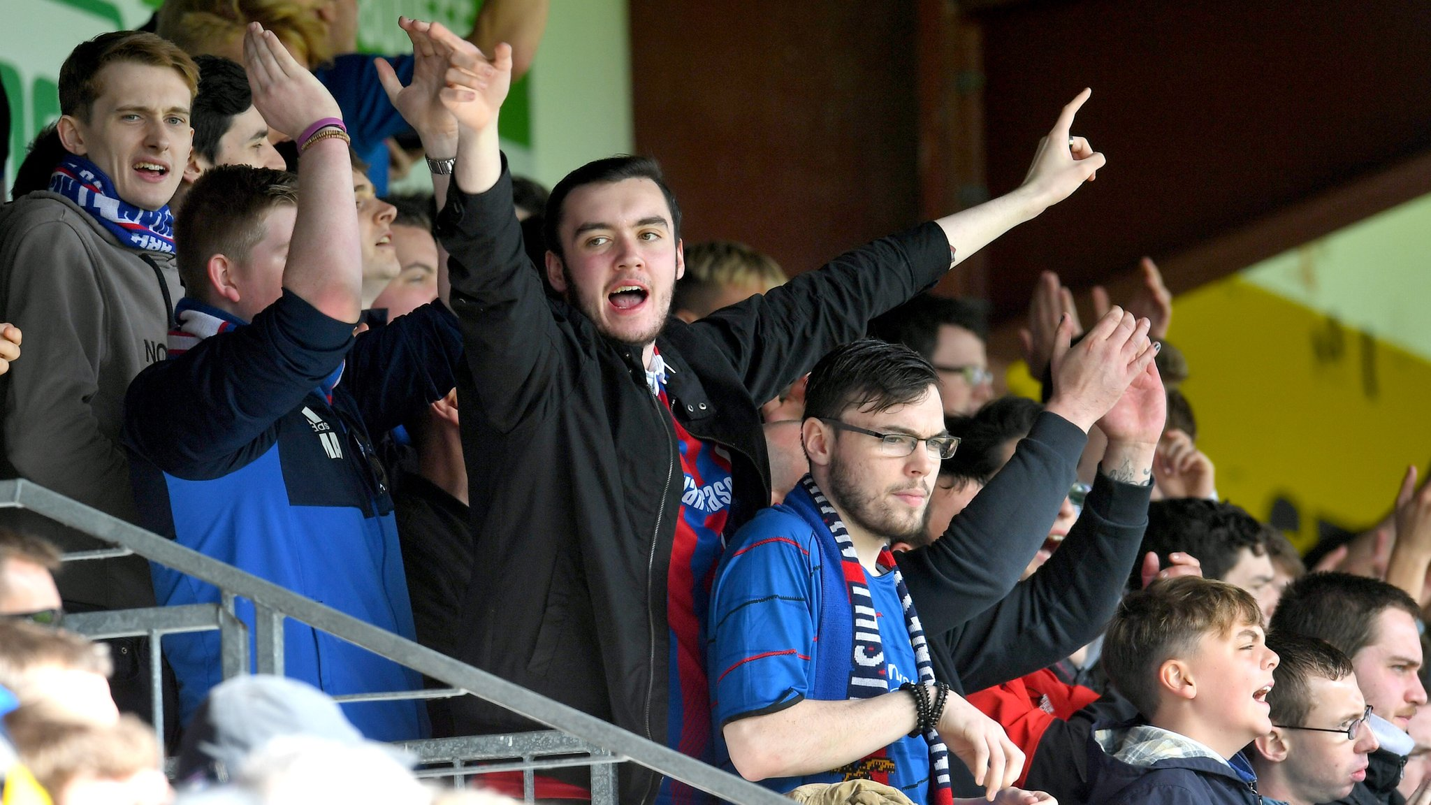 Falling crowds prove 'huge challenge' for Inverness CT