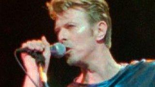 David Bowie honoured at BBC Proms