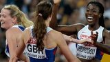 Great Britain 4x400m women's relay team