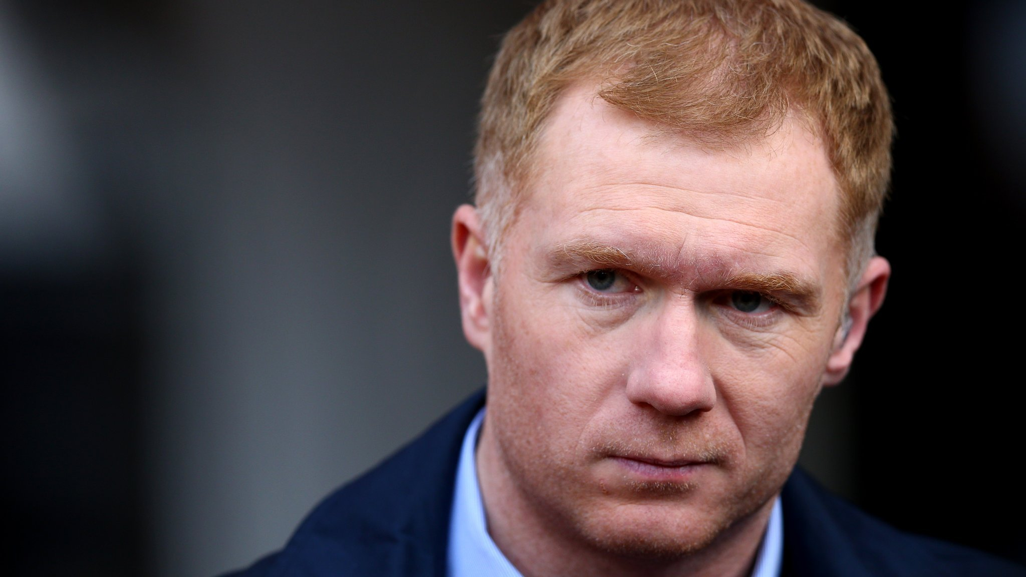 Paul Scholes: Ex-Manchester United midfielder brushes off Oldham links