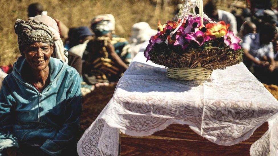 Brian Hungwe: Cremations 'threaten' Zimbabwe's ancestral spirits