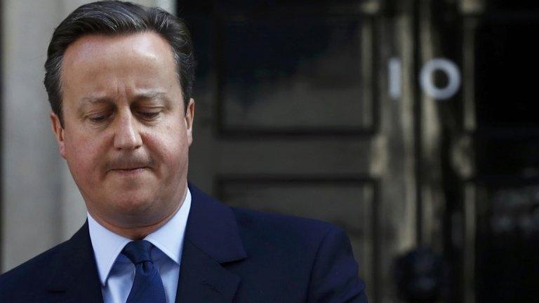 EU referendum: Moody's cut UK's credit outlook to 'negative'