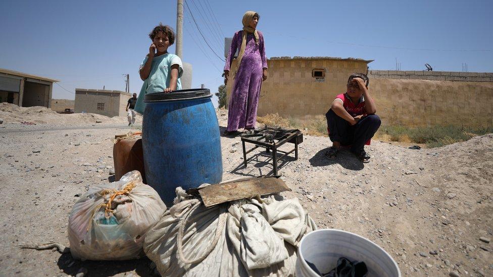 """الأمم المتحدة """"مستعدة للذهاب"""" إلى مدينة الرقة السورية"""