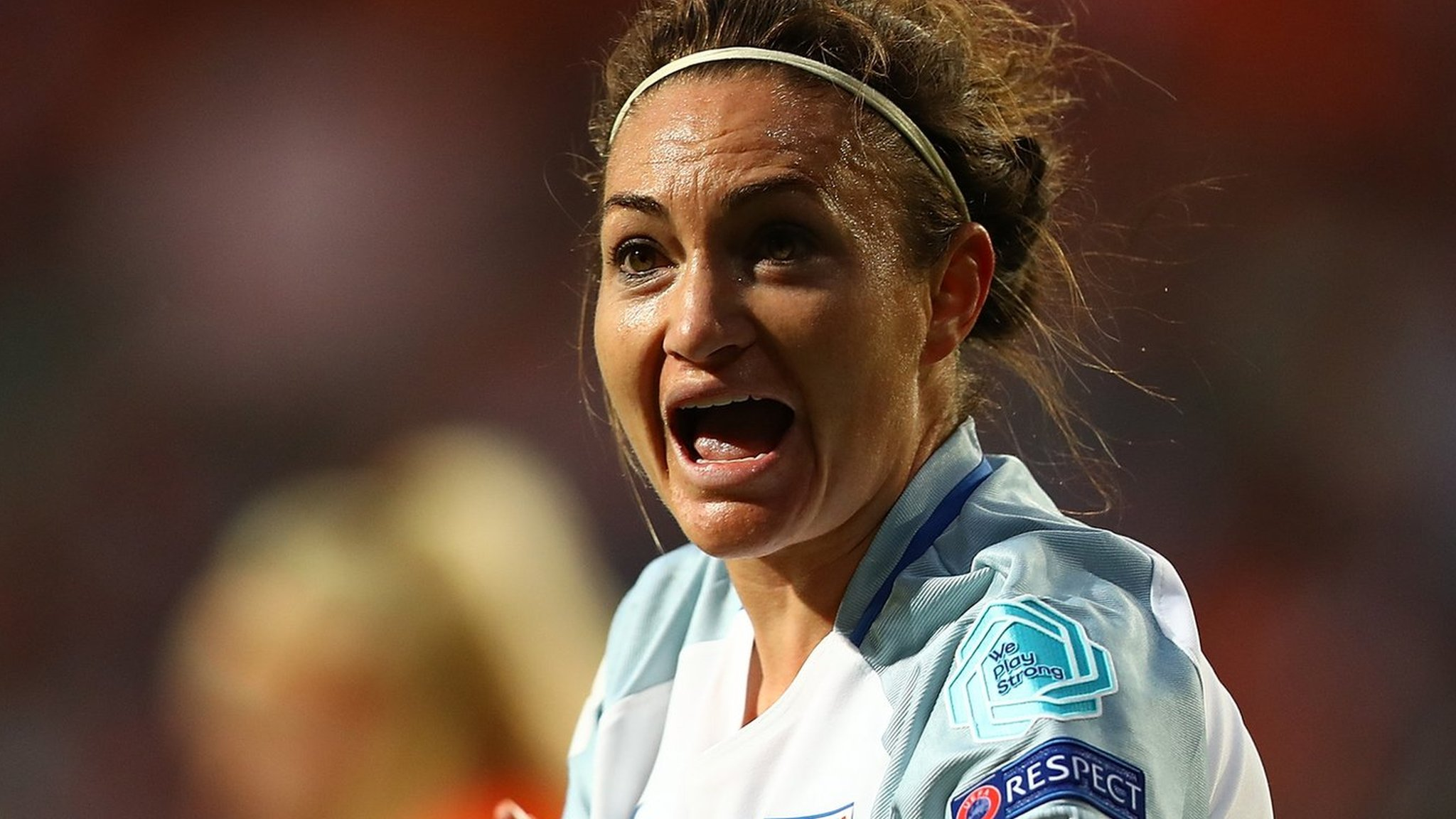 Jodie Taylor: England squad 'closer' after claims against Mark Sampson