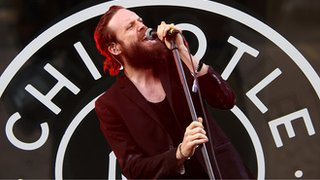 Father John Misty rejects Backstreet Boys food ad