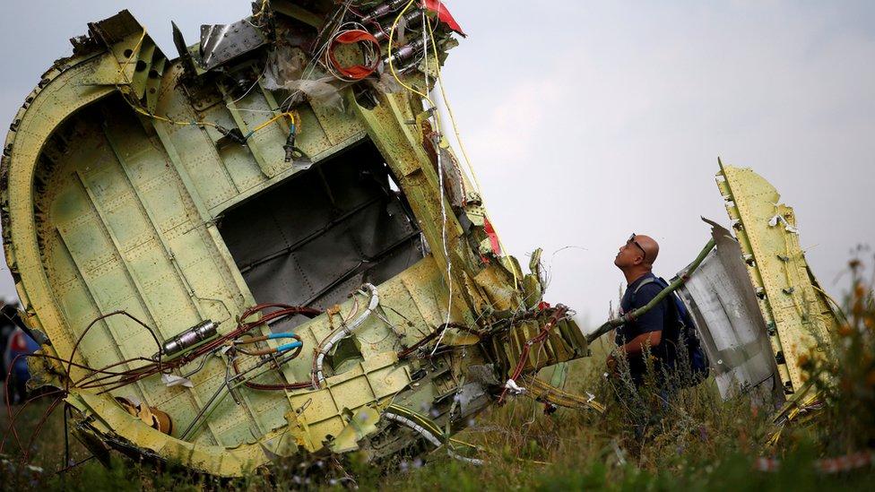 MH17 ...
