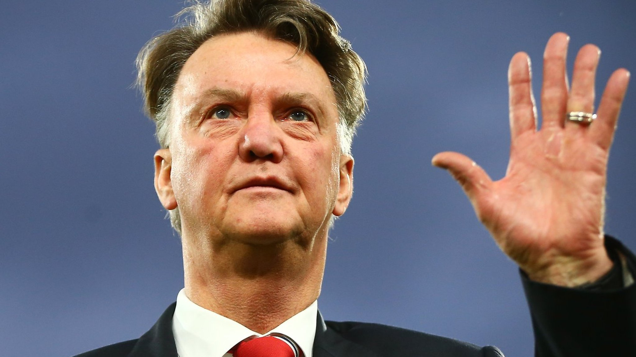 Louis van Gaal: Ex-Man Utd, Barcelona and Netherlands manager retires
