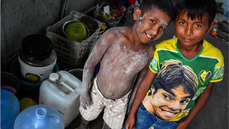 बूंद-बूंद पानी को तरसता वेनेजुएला