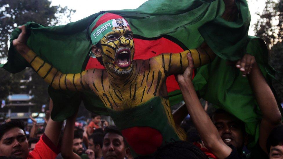 ভারত-বাংলাদেশ ম্যাচ: কী লিখছে ভারতের গণমাধ্যম?