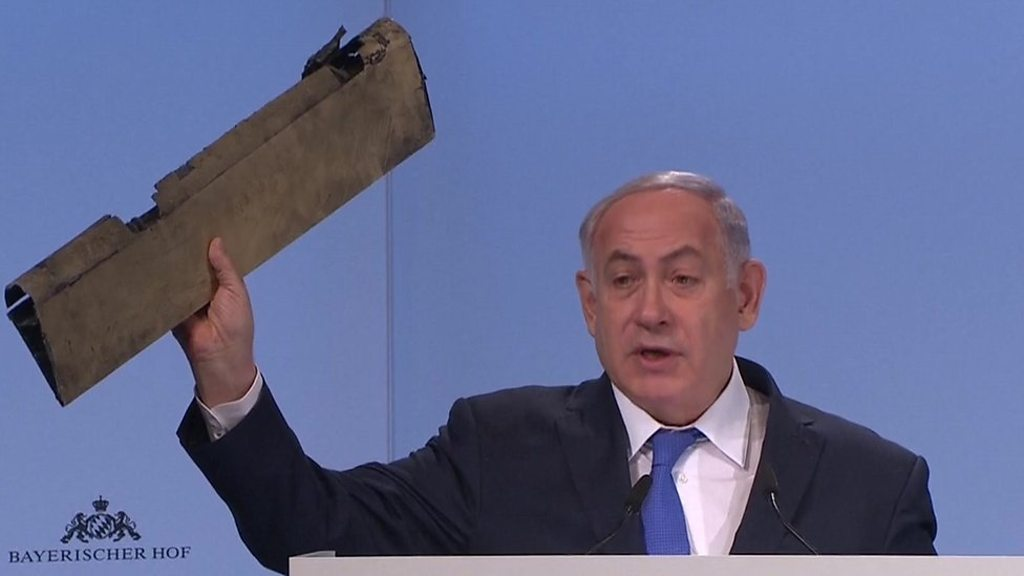 Netanyahu: 'Do not test Israel's resolve'