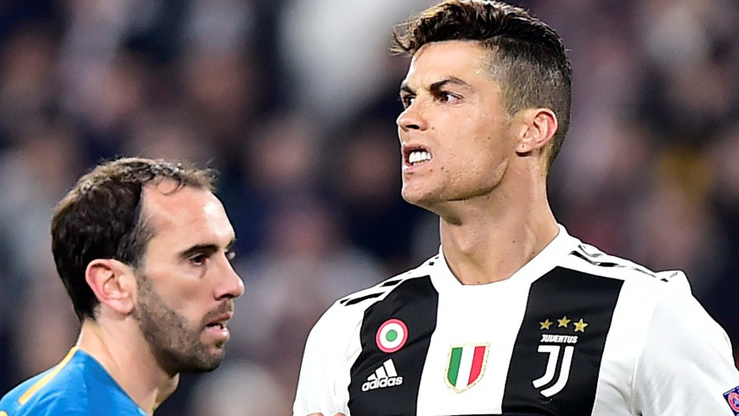 best service ab583 f6f85 Juventus 3-0 Ajax (agg  3-2)  Cristiano Ronaldo hat-trick overturns  two-goal deficit - Cristiano Ronaldo s hat-trick overturns a 2-0 first-leg  deficit ...