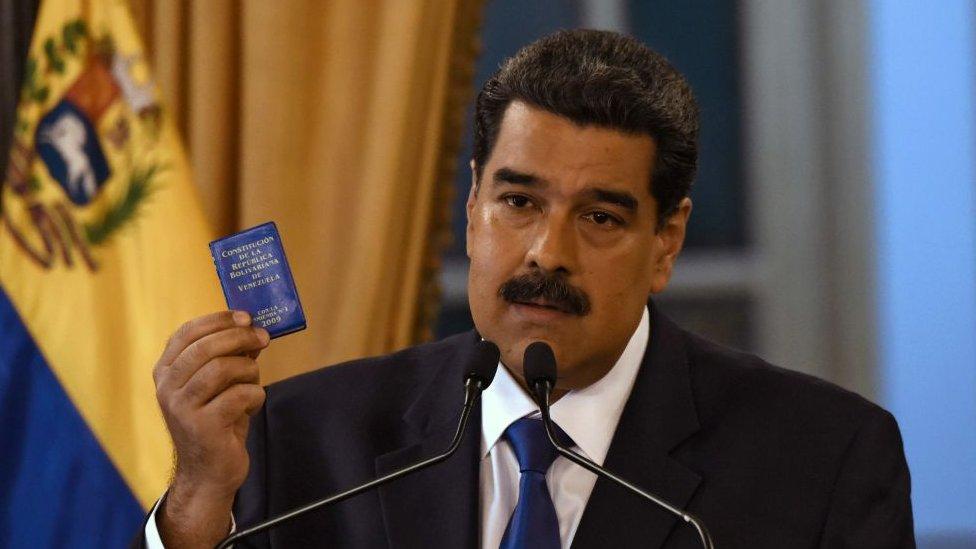 भारत हमसे रुपए से तेल ख़रीदे: वेनेज़ुएला