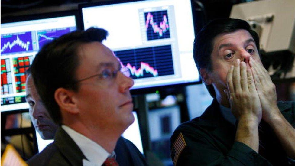 Los expertos temen que la subida de los aranceles pueda tener un impacto negativo en bolsa de valores.