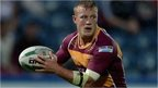 VIDEO: Quitting rugby choked up Robinson