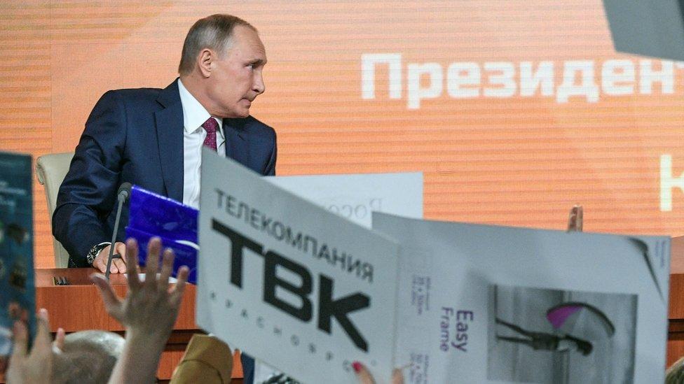 Путін про Саакашвілі: серце кров'ю обливається
