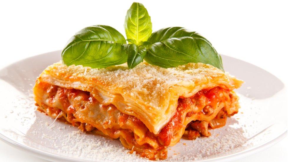 Algunas recetas antiguas de macarrones recuerdan más a la lasaña que a la versión actual del plato. (Foto: gbh007)