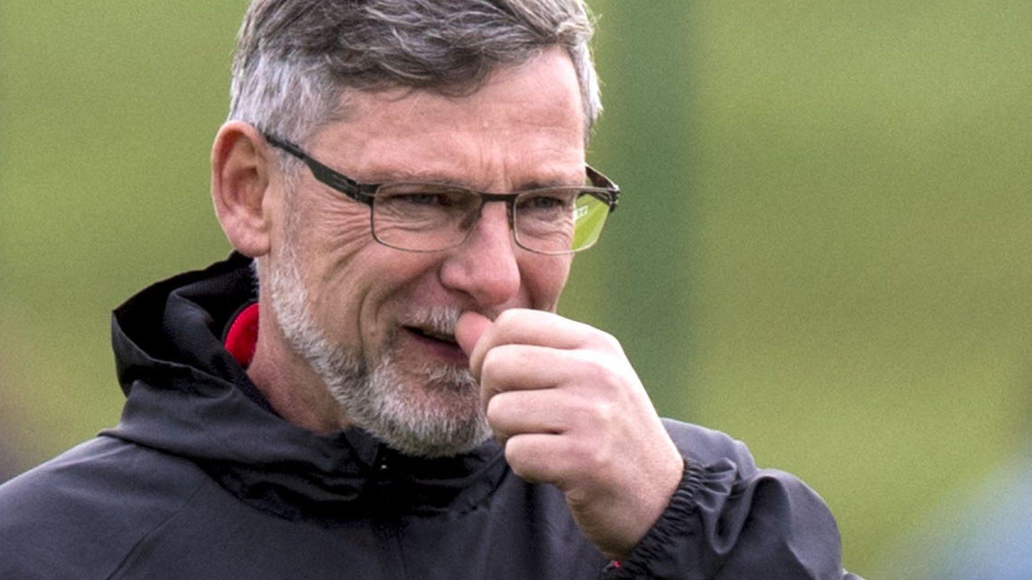 Craig Levein: Hearts can do without John Souttar & Uche Ikpeazu