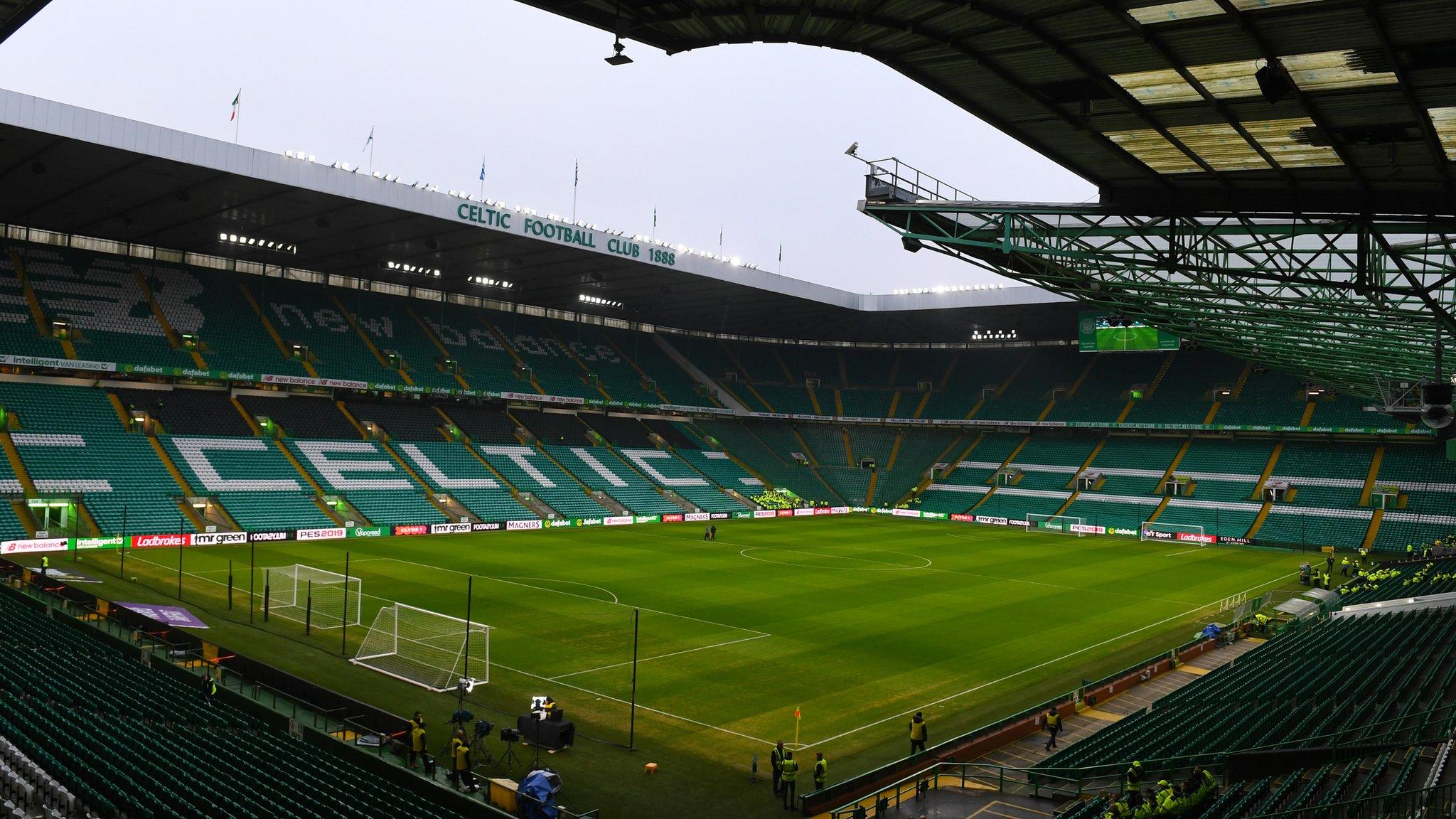 Brendan Rodgers: Celtic Park's new hybrid pitch 'slightly diseased'
