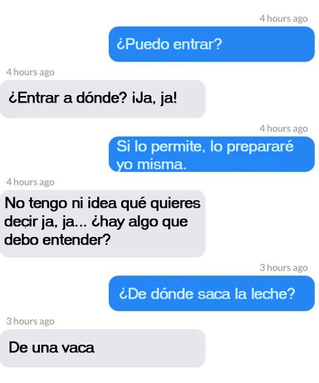 intercambio de mensajes 4