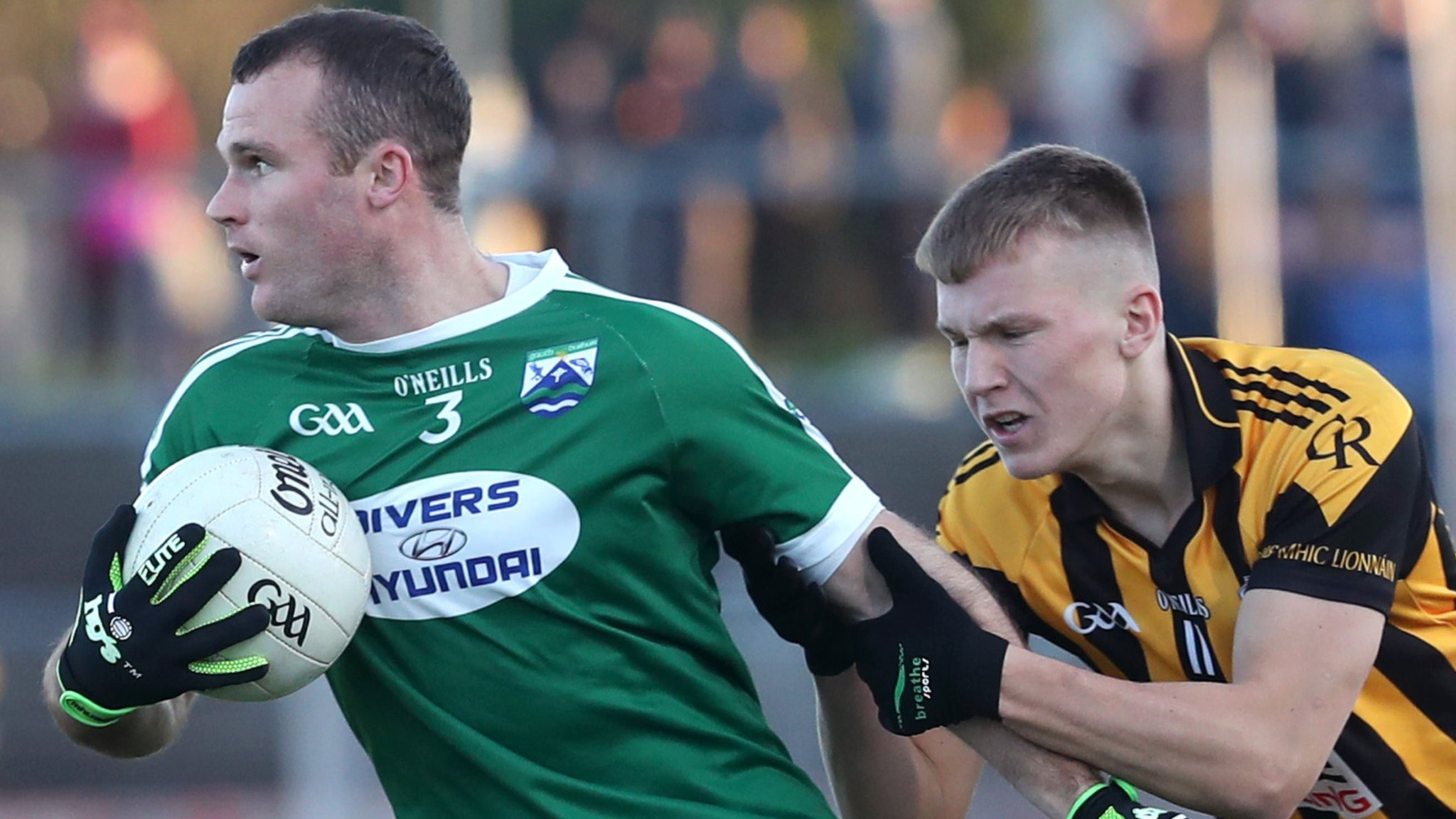 Gweedore surprise Crossmaglen to set up Ulster Club final against Scotstown