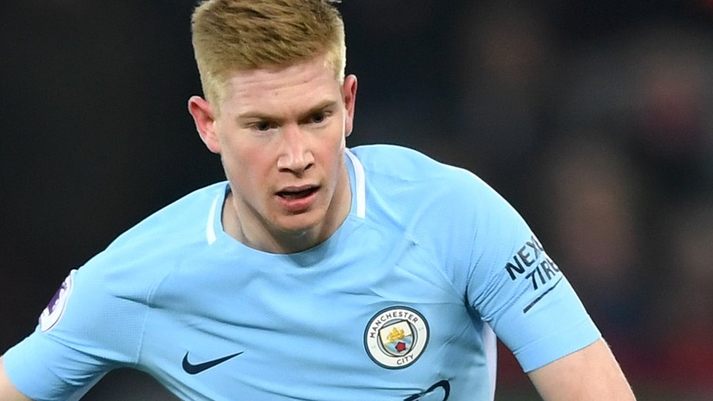 Who went toe-to-toe with De Bruyne & came out on top? Garth Crooks' team of the week