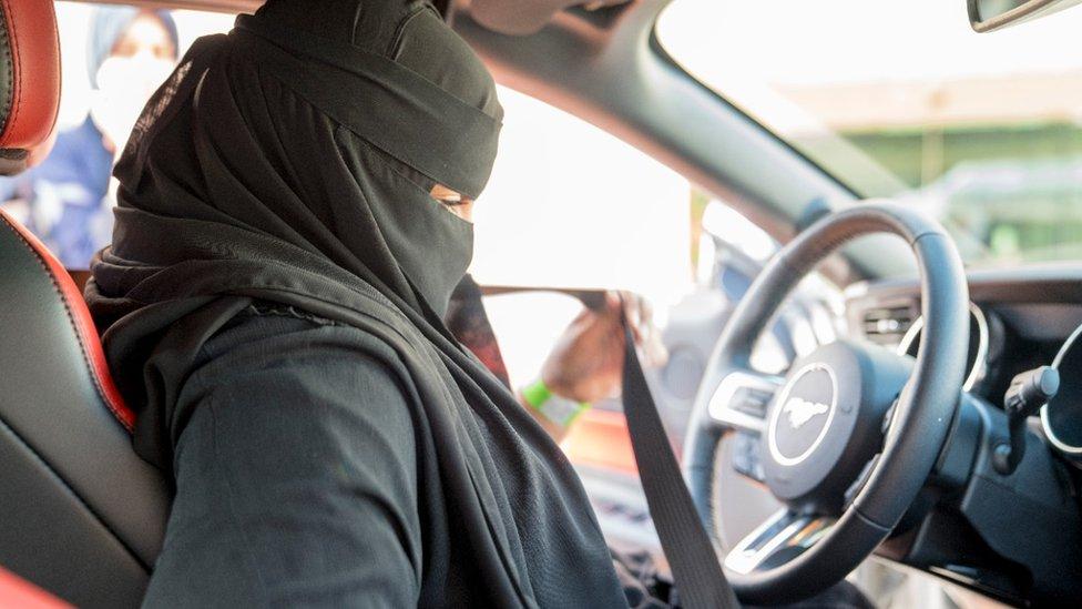 Saudi Arabia job growth likely as woman driver ban ends
