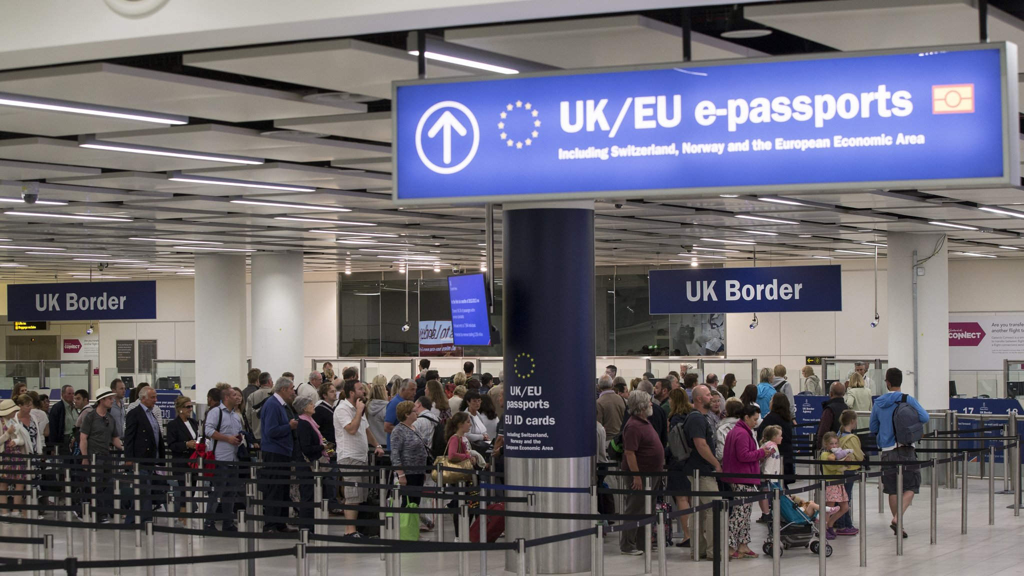 Brexit EU migration study launched by Amber Rudd