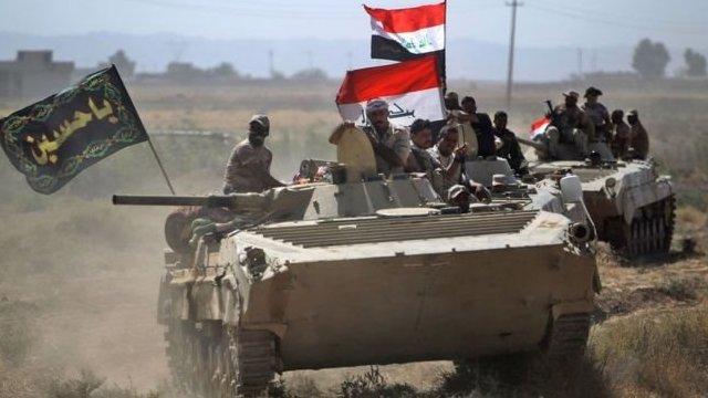 Иракская армия освободила один из последних оплотов ИГ