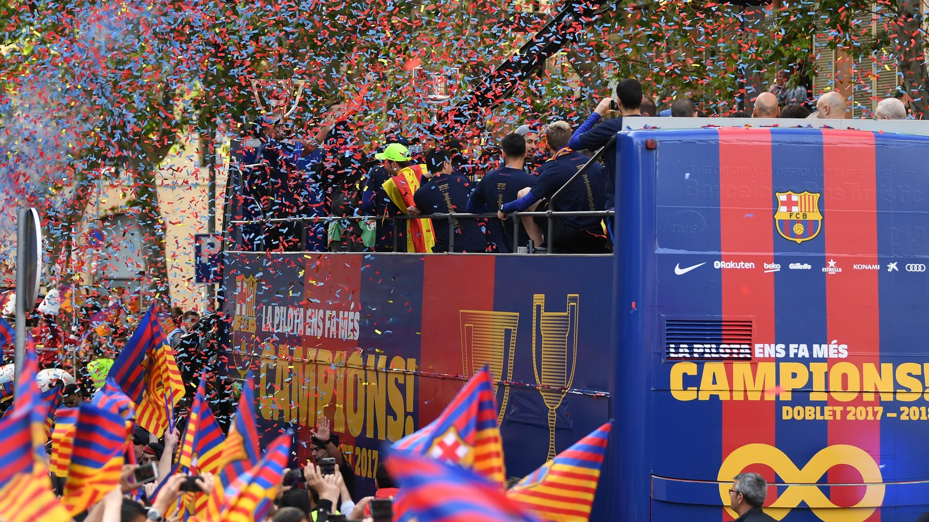 Real to refuse champions Barca a Clasico guard of honour