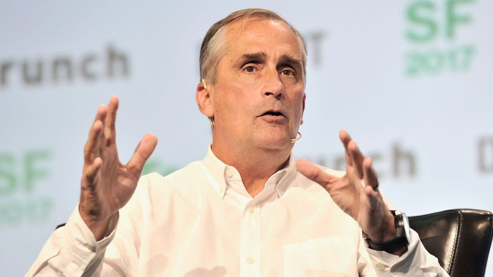 Intel chief Brian Krzanich resigns over relationship