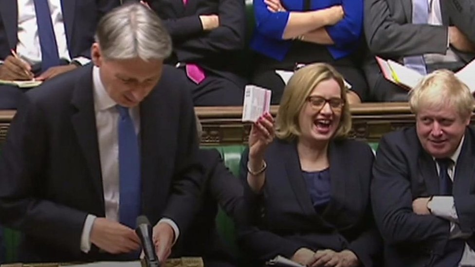Budget banter with Philip Hammond