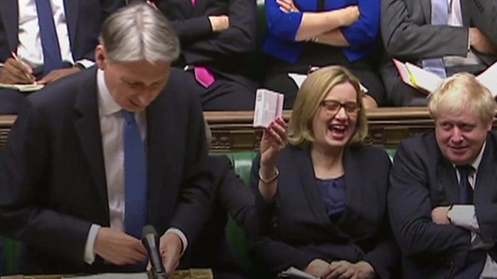 Budget banter with Philip Hammond