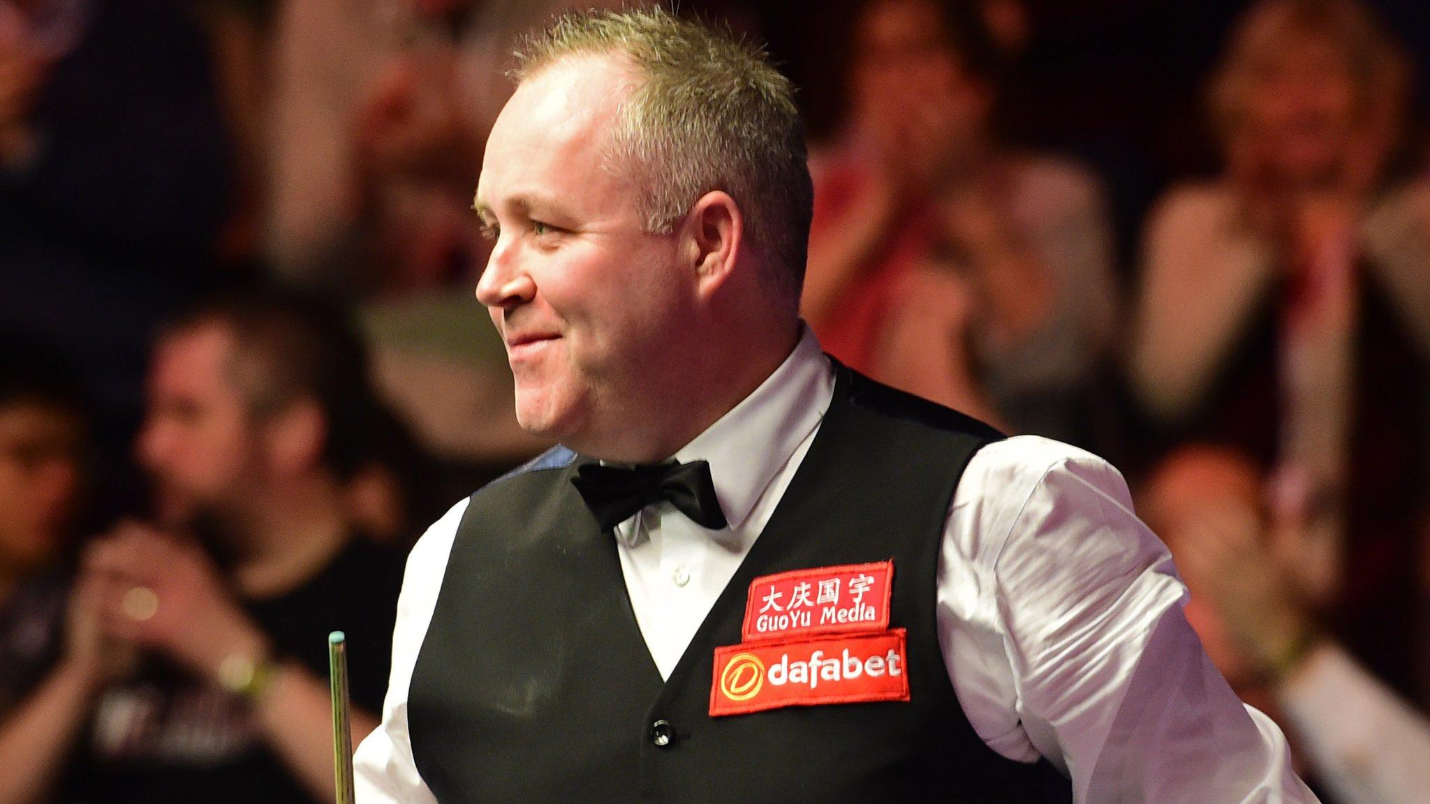 Scottish Open: John Higgins whitewashes Ronnie O'Sullivan to reach semis
